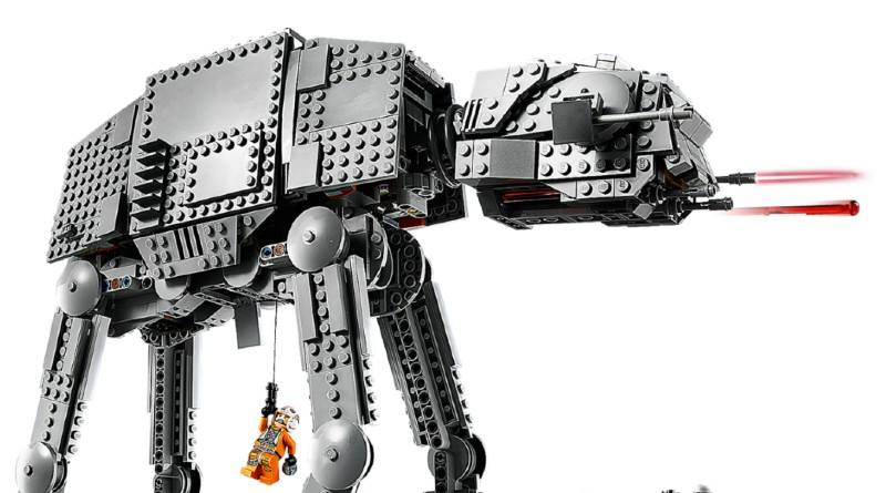 LEGO Star Wars AT AT Featured