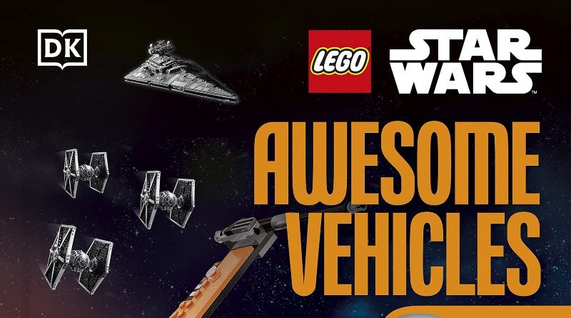 LEGO Star Wars Awesome Vehicles book featured
