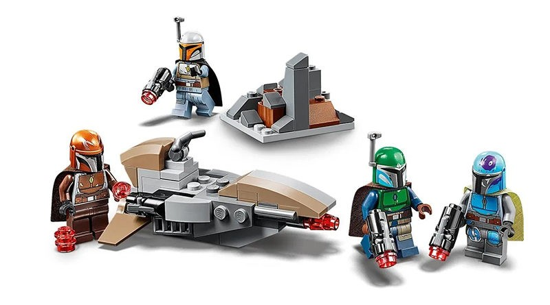LEGO Star Wars Battle Pack Featured 800x445