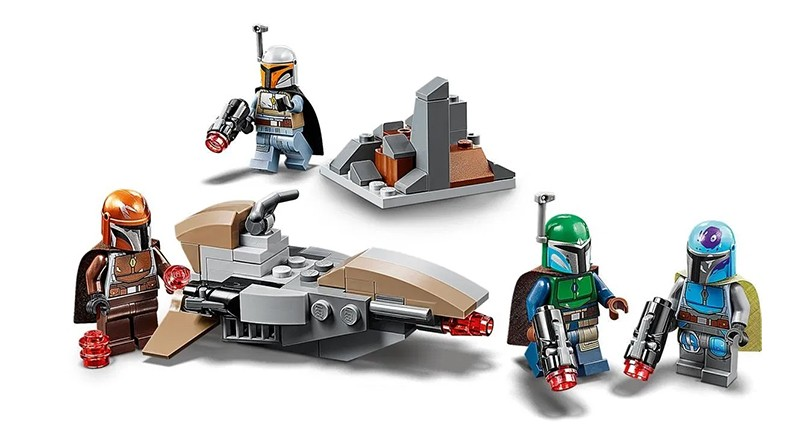 LEGO Star Wars Battle Pack Featured