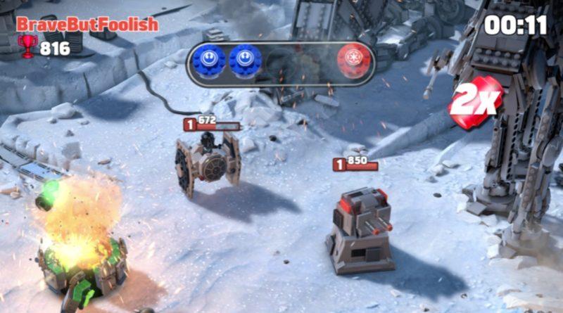 LEGO Star Wars Battles featured 2