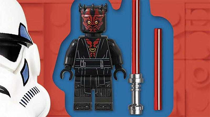 Lego Star Wars Character Encyclopedia To Feature Exclusive Darth Maul Minifigure