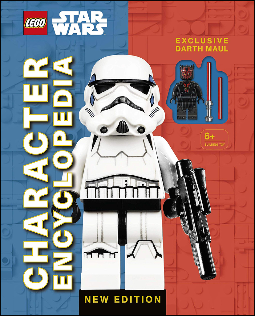 LEGO Star Wars Character Enclopedia Darth Maul