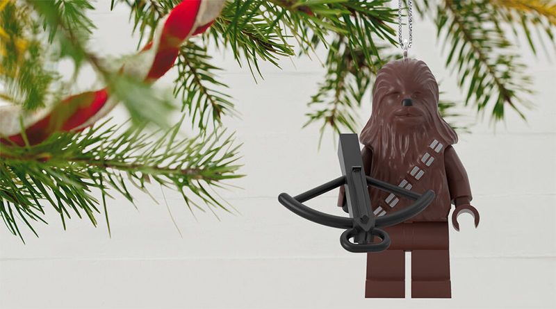 LEGO Hallmark 2020 Star Wars Chewbacca