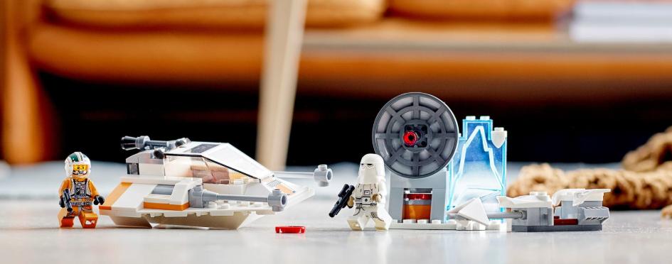 LEGO Star Wars Christmas 2020 Gift Guide Snowspeeder