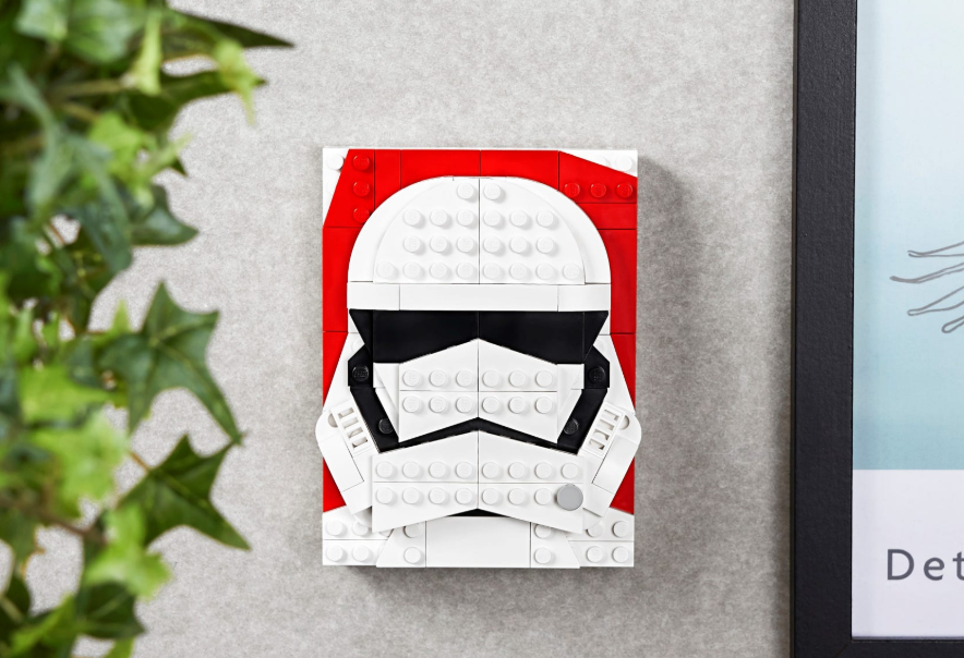 LEGO Star Wars Christmas 2020 gift guide first order stormtrooper