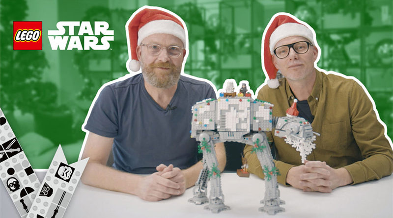 LEGO Star Wars Christmas decorate sets featured