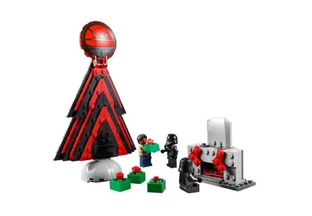 LEGO Star Wars Christmas Scene 1