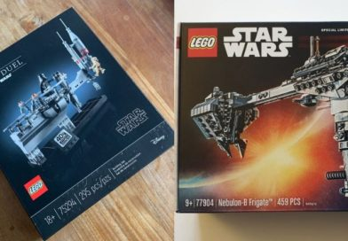 Rare LEGO Star Wars: The Empire Strikes Back anniversary sets up for auction