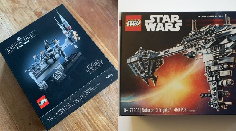 LEGO Star Wars Convention Exclusives Catawiki Featured 800x445