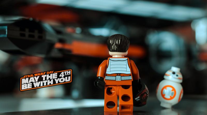 LEGO Star Wars Day FI