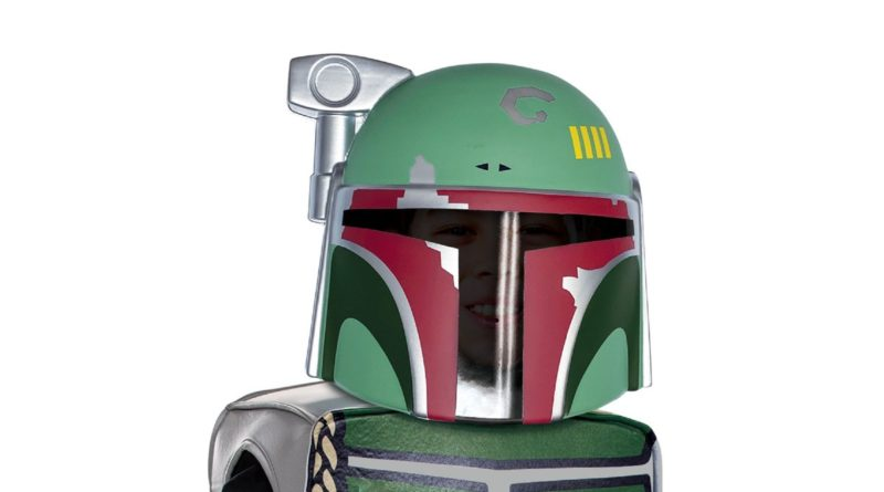 LEGO Star Wars Disguise 2021 costumes Boba Fett featured