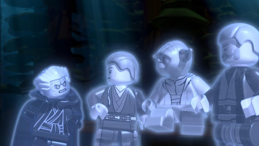 LEGO Star Wars Force Ghosts