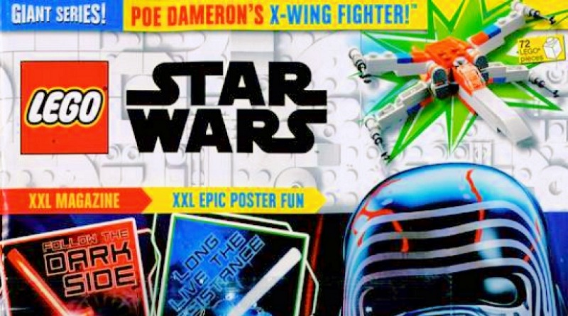 LEGO Star Wars Giant Series Poe Featured
