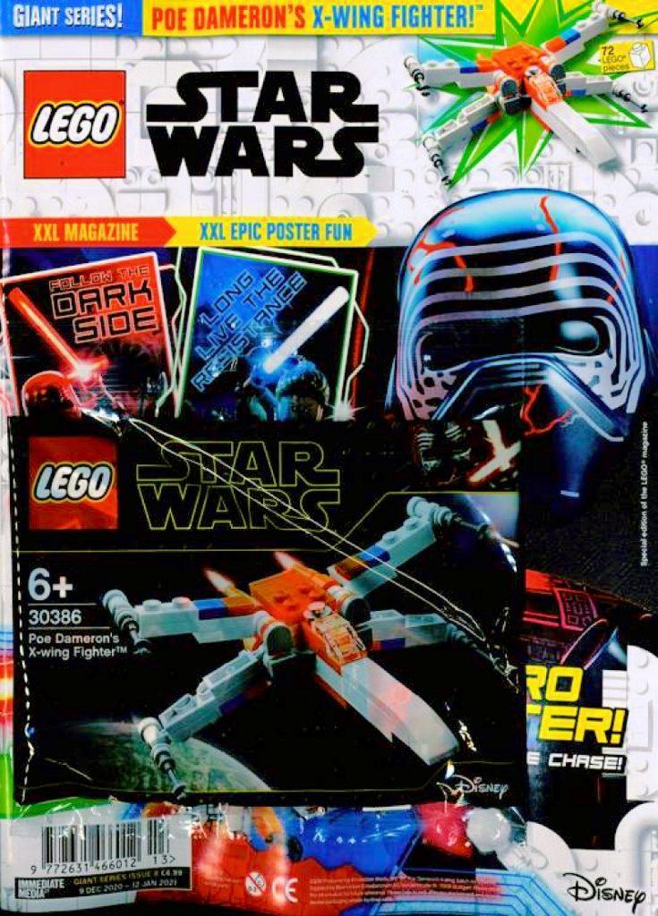 LEGO Star Wars Giant Series Poe