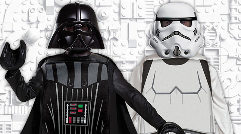 LEGO Star Wars Halloween Costumes Featured 800x445