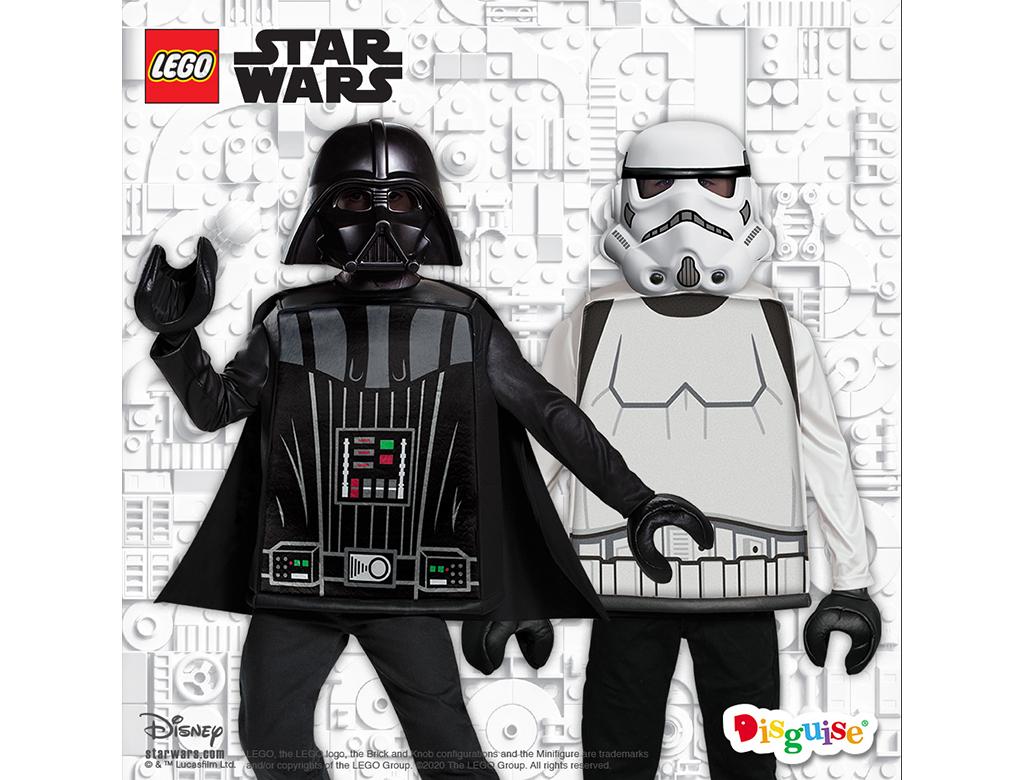LEGO Star Wars Halloween Costumes