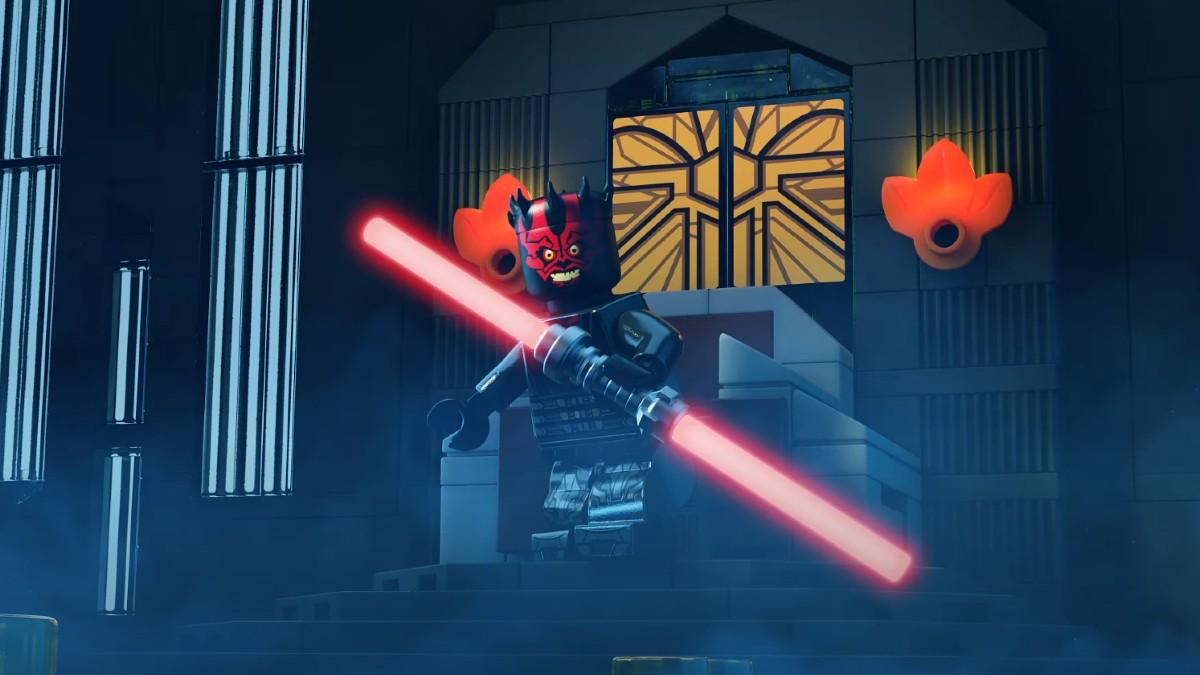 LEGO Star Wars Halloween Shorts 75310 Duel On Mandalore Featured