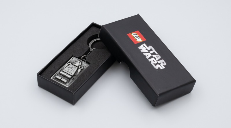 LEGO Star Wars Han Solo Carbonite Featured