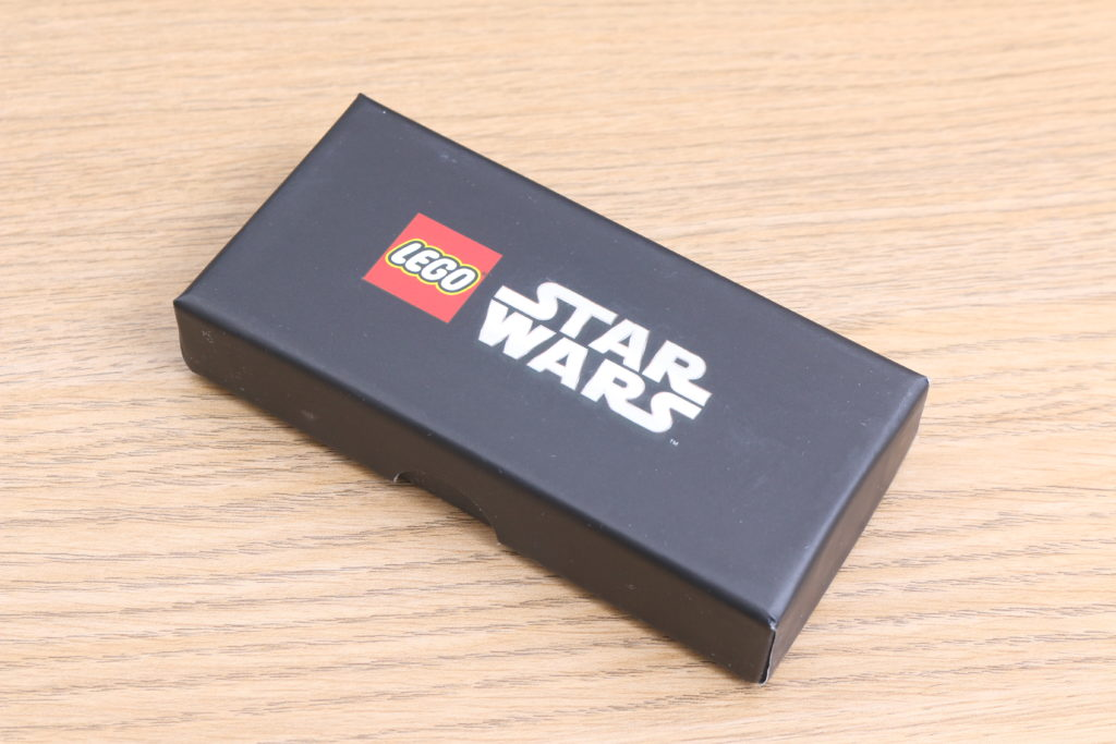LEGO Star Wars Han Solo In Carbonite Metal Keychain Gift With Purchase VIP Reward Review 1