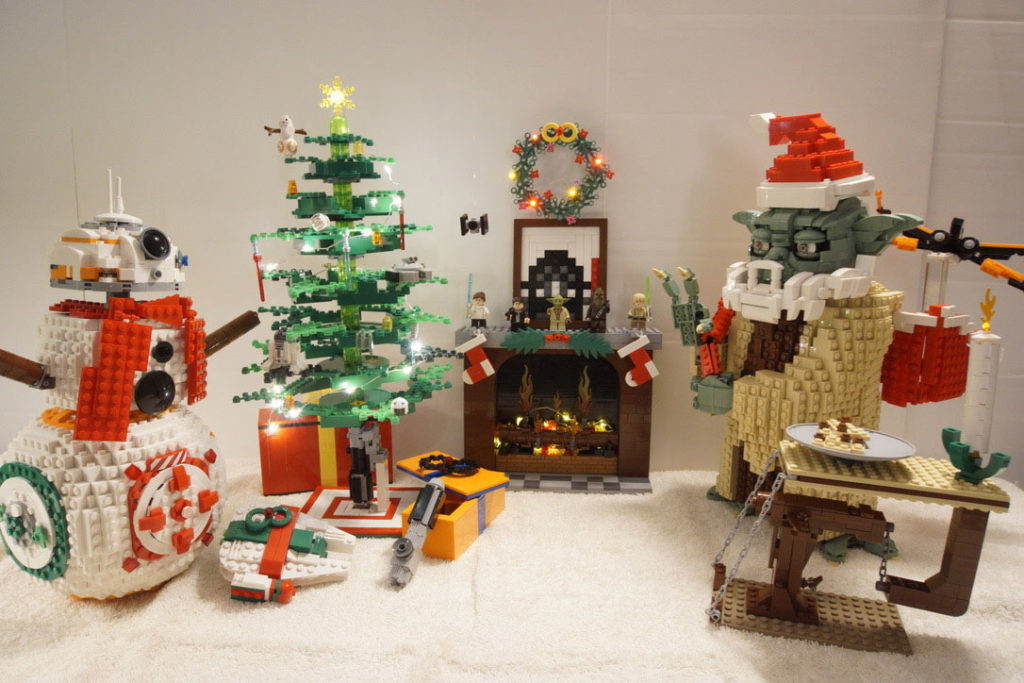LEGO Star Wars Holiday Contest Grand Prize Winner
