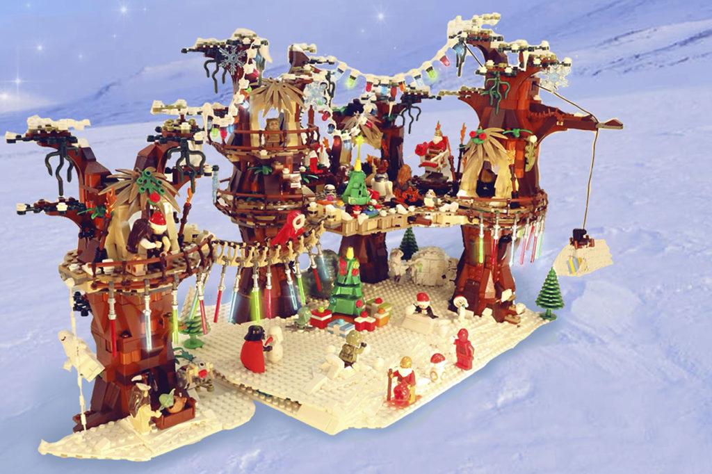 LEGO Star Wars Holiday Contest Runner Up 1