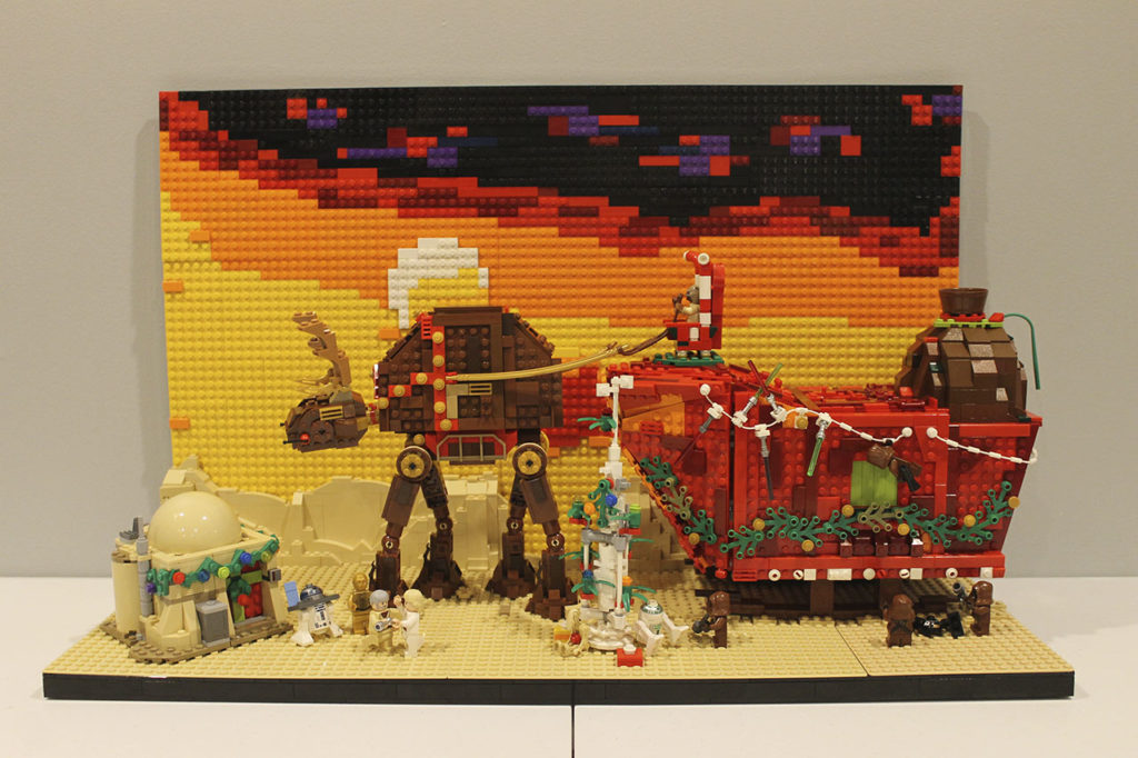 LEGO Star Wars Holiday Contest Runner Up 3