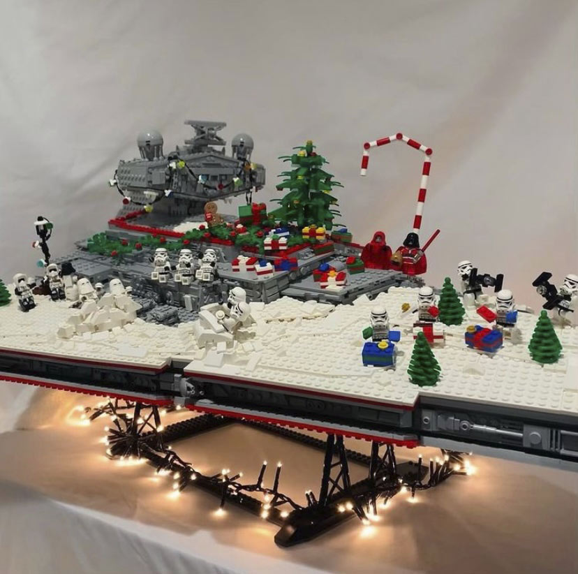 LEGO Star Wars Holiday Contest Runner Up 4