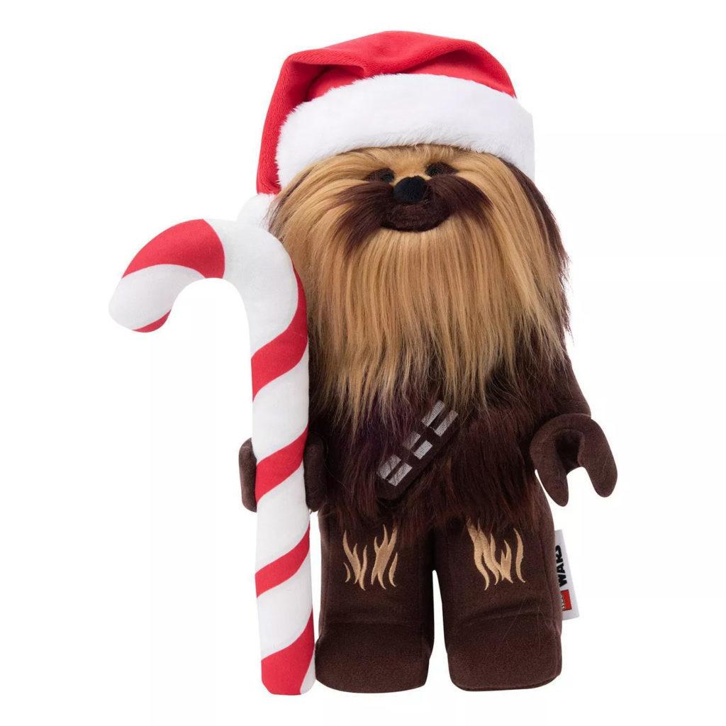 LEGO Star Wars Holiday Plush Chewbacca 1024x1024