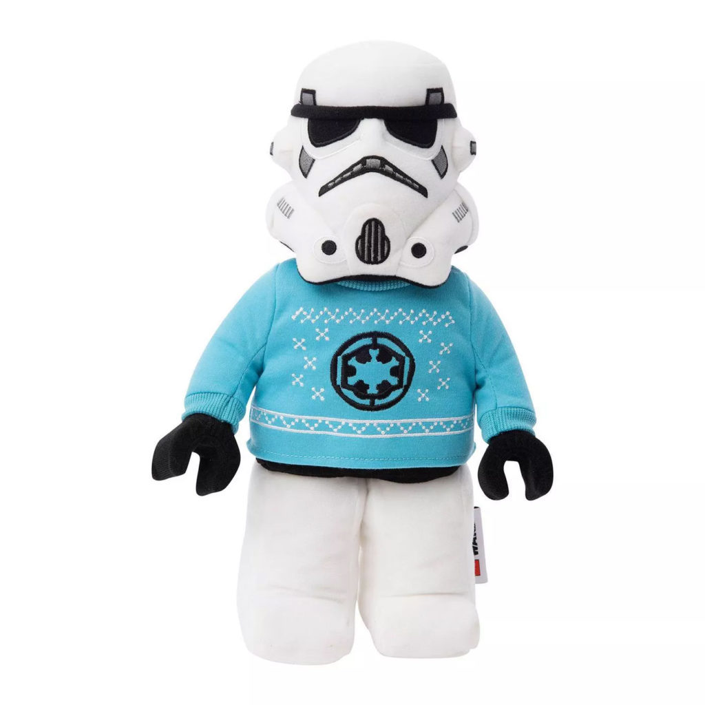 LEGO Star Wars Holiday Plush Stormtrooper 1024x1024