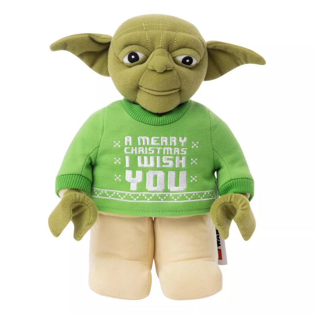 LEGO Star Wars Holiday Plush Yoda 1024x1024