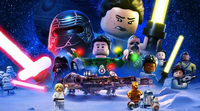 LEGO Star Wars Holiday Sepcial Trailer Featured 1 800x445