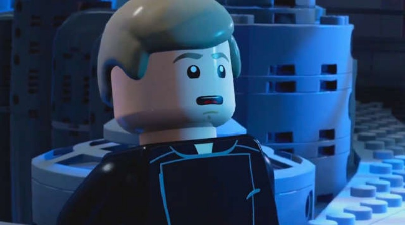 LEGO Star Wars Holiday Special Luke Featured