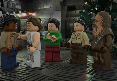 The LEGO Star Wars Holiday Special coming to Disney+