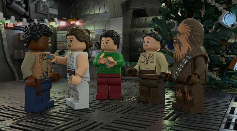 LEGO Star Wars Holiday Special Featured 800x445