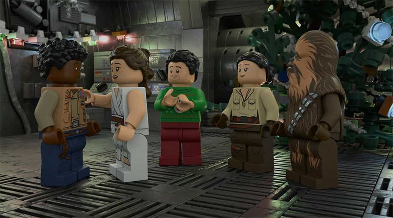 LEGO Star Wars Holiday Special Featured