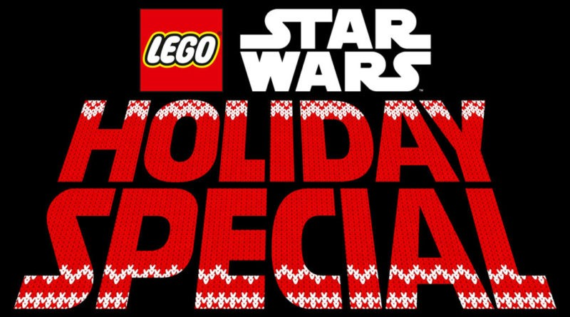 LEGO Star Wars Holiday Special logo featured