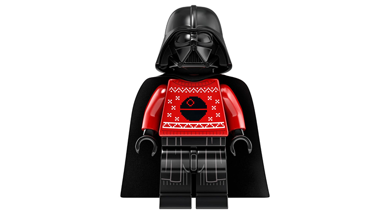 LEGO Star Wars holiday key lights coming