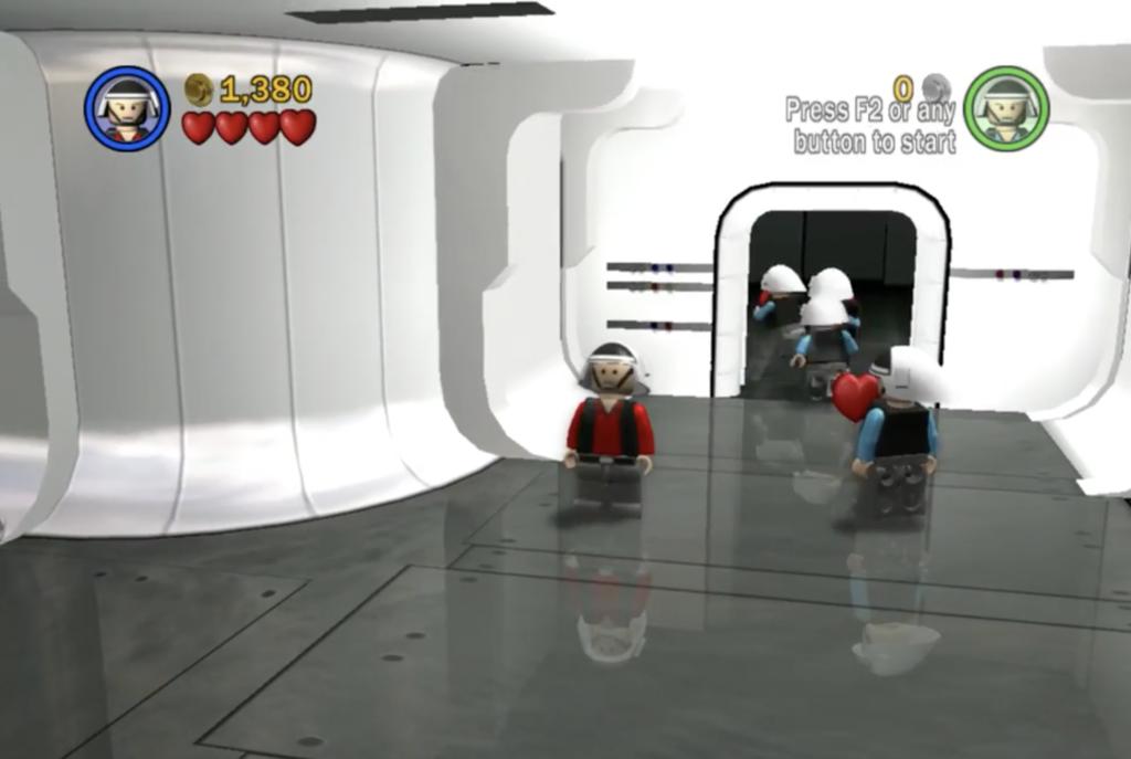 LEGO Star Wars II Rebel Friend