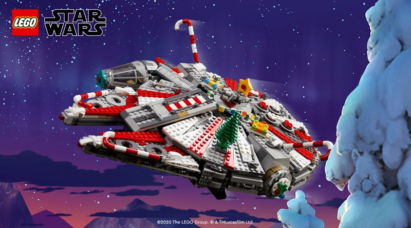 LEGO Star Wars Ides Christmas Competition Featured