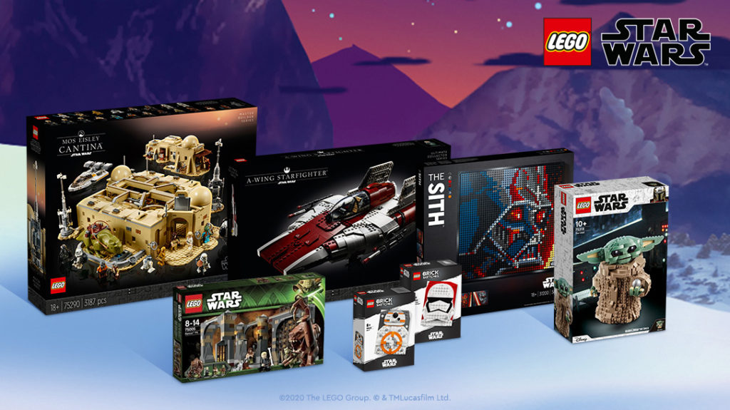 LEGO Star Wars Ides Christmas Competition