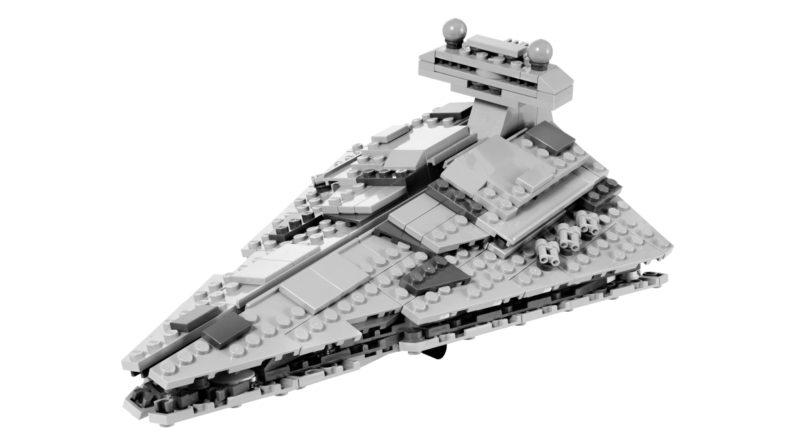 LEGO Star Wars Imperial Star Destroyer GWP rumour featured