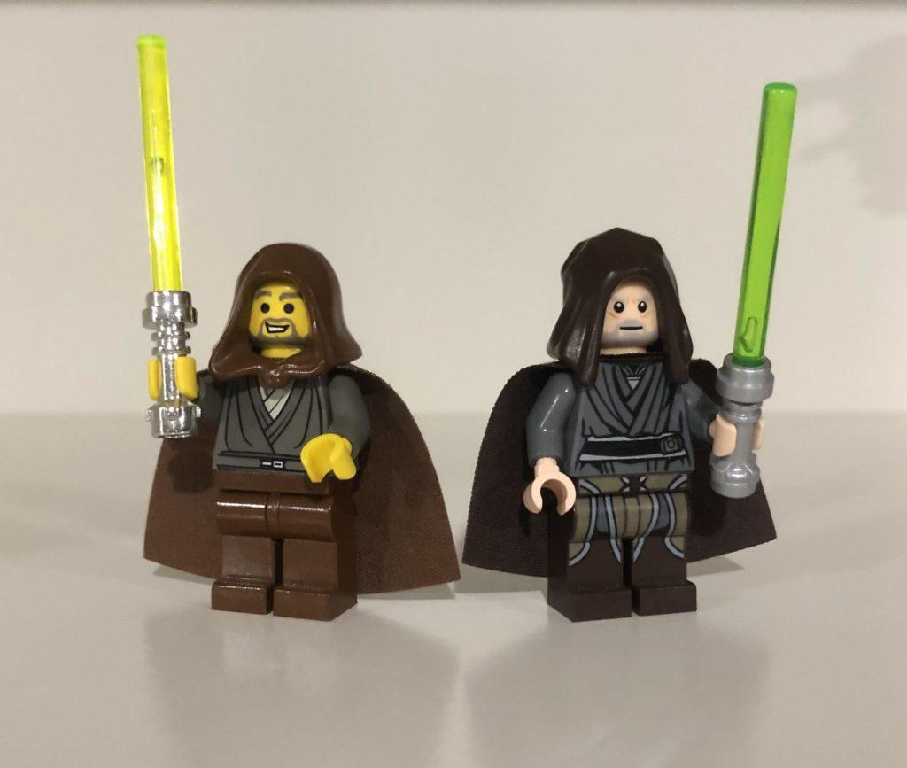 Lego Star Wars Jedi ဘော့ 2021