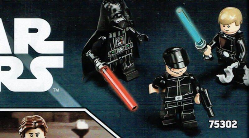 LEGO Star Wars Luke Skywalker Blue Lightsaber Error Featured 800x445