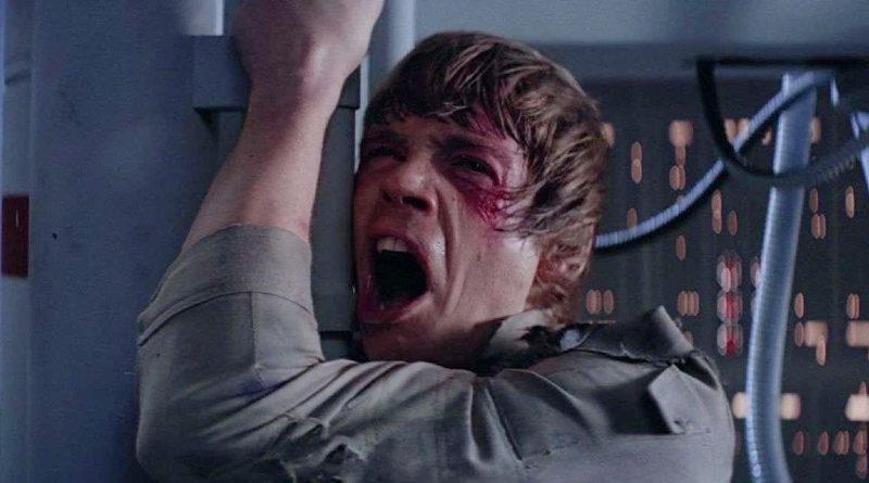 LEGO Star Wars Luke skywalker scream scene featured