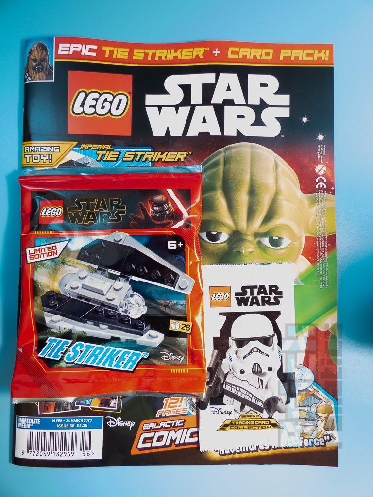 LEGO Star Wars Magazine 56 10 E1582148238481