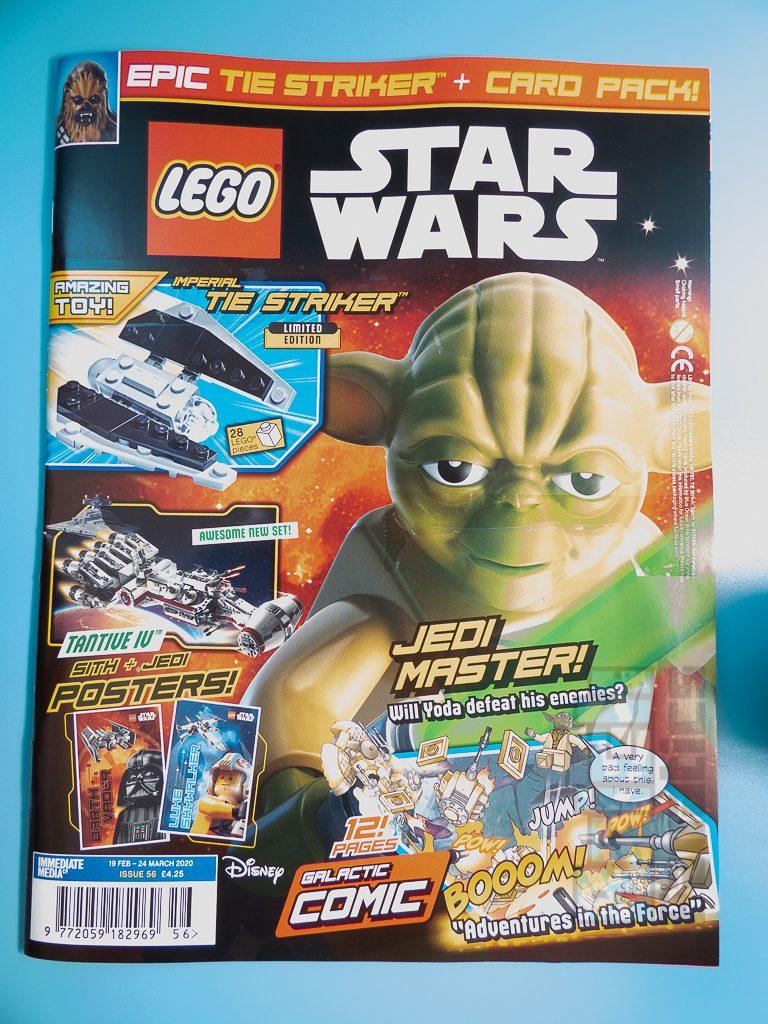 LEGO Star Wars Magazine 56 12 E1582148207153