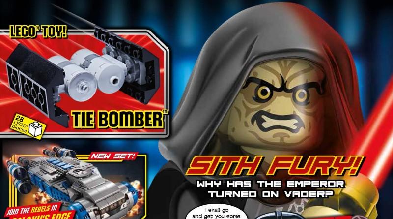 LEGO Star Wars Magazine Issue 71 Featured