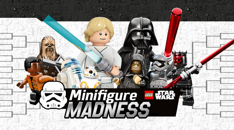 LEGO Star Wars Minifigure Madness Featured
