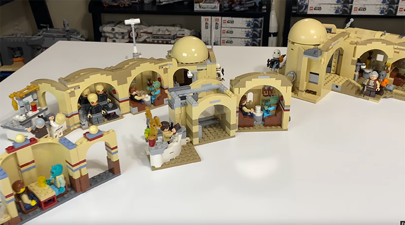 LEGO Star Wars Mos Eisley Cantina Featured